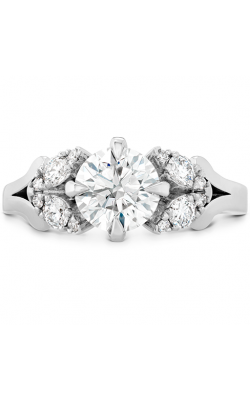 Aerial Petal Diamond Engagement Ring product image