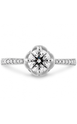 Desire Simply Engagement Ring - Diamond Band product image