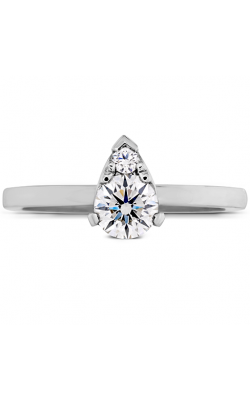 Desire Simply Teardrop Shape Engagement Ring product image