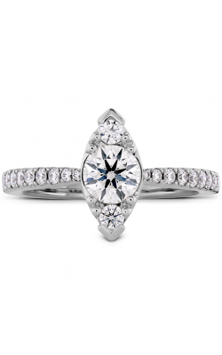 Destiny Regal Engagement Ring - Diamond Band product image