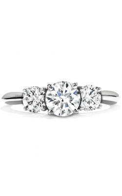 Insignia Three-Stone Engagement Ring product image