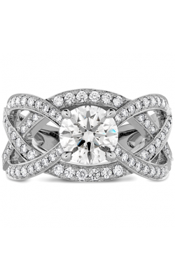 Intertwining HOF Diamond Engagement Ring product image