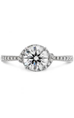 Optima Engagement Ring- Diamond Band product image
