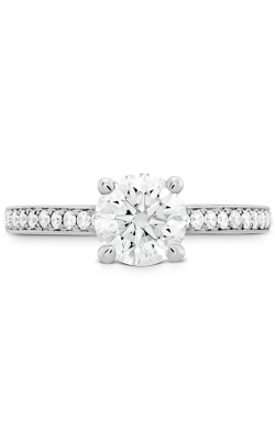 Hearts On Fire Simply Bridal Engagement ring, HBRDSMP00558WAA-N product image