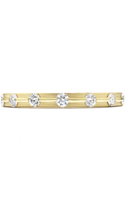 Diamond Bar Bamboo Band With Satin Finish product image