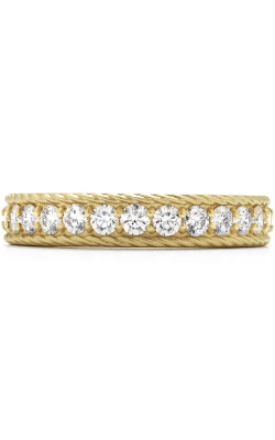 Diamond Bar Braided Band With Satin Finish product image
