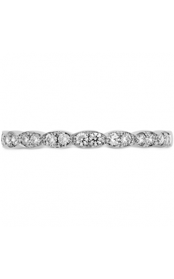 Lorelei Floral Diamond Band product image
