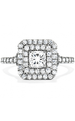 Transcend Double Halo Dream Engagement Ring product image