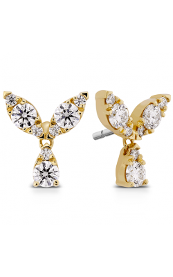 Aerial Petal Stud Earrings product image