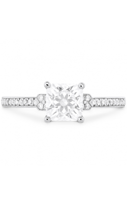 Deco Chic Milgrain Engagement Ring product image