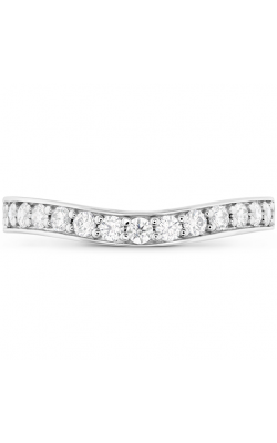 HOF Hexagonal Curved Diamond Band product image