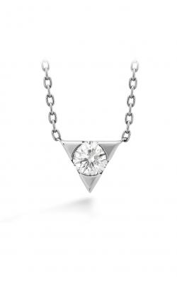 Triplicity Single Diamond Pendant product image