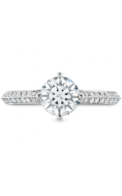 Camilla Pave Knife Edge Engagement Ring product image
