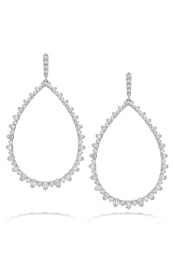 Aerial Pointed Teardrop Earrings product image