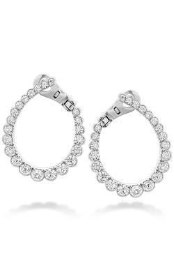 Aerial Regal Diamond Hoop Earrings product image
