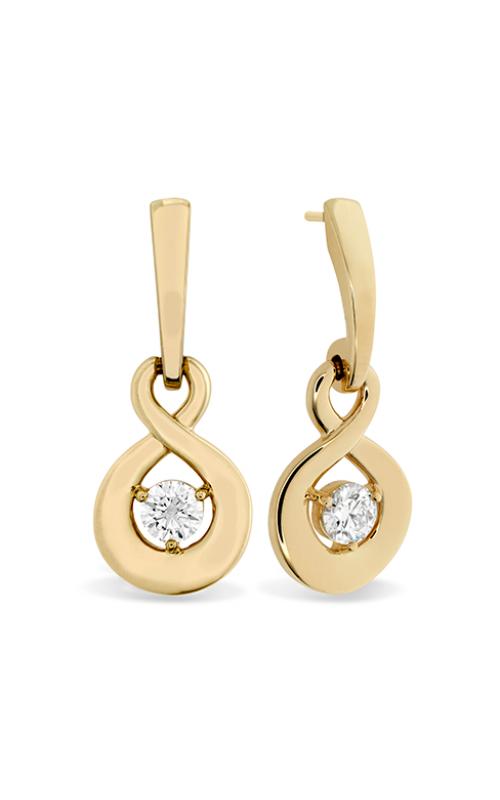 Optima Single Diamond Drop Earrings product image