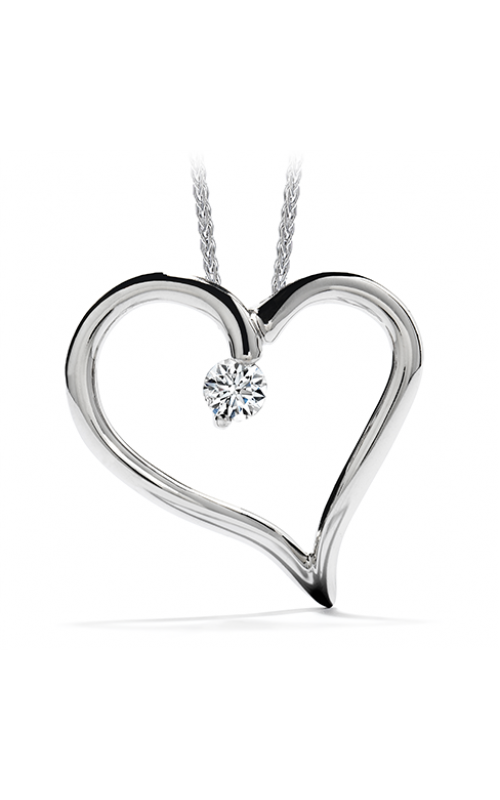 Amorous Heart Pendant Necklace product image
