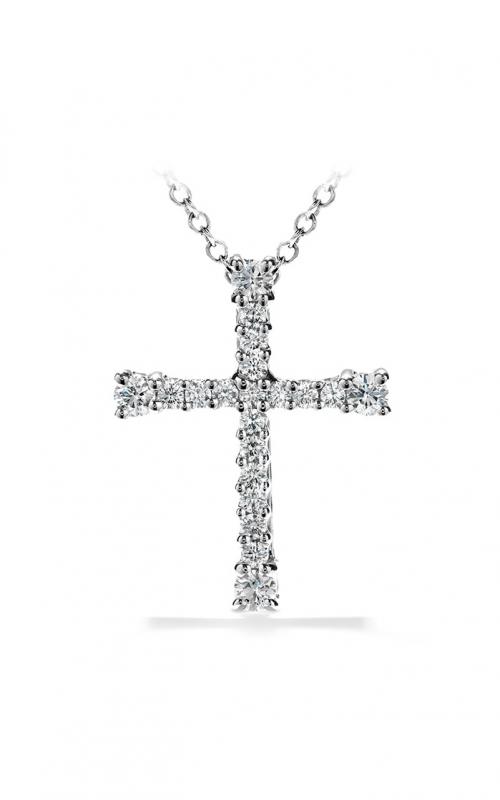 Divine Cross Pendant Necklace product image