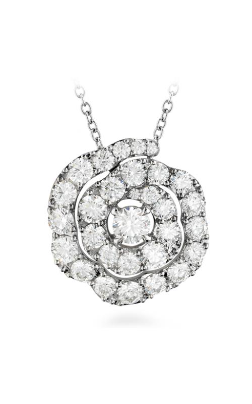 Lorelei Diamond Floral Pendant product image