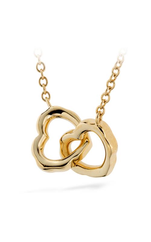 Lorelei Interlocking Heart Necklace product image