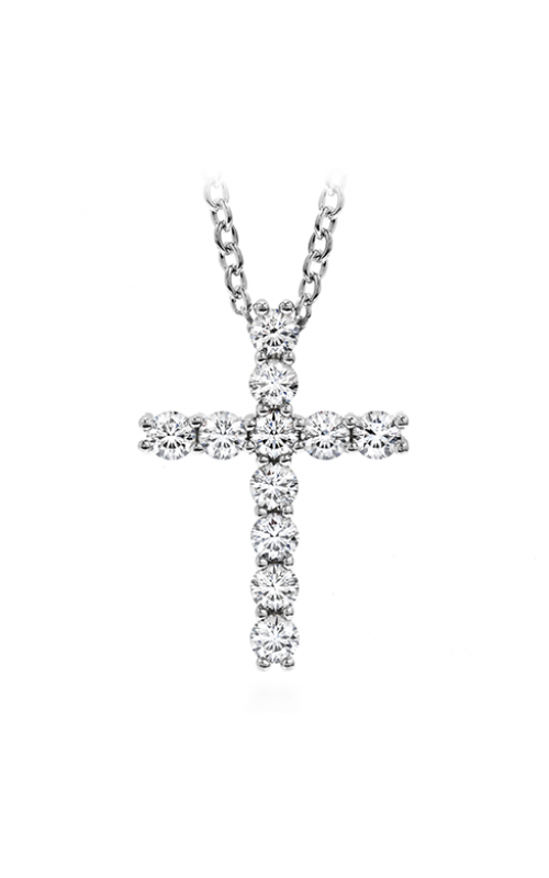Whimsical Cross Pendant Necklace product image