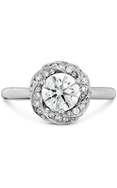 Hearts On Fire Atlantico Engagement ring HBRDATW0070PLA-C product image
