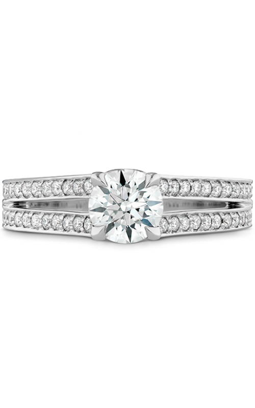Hearts On Fire Adoration Engagement ring HBRADR01308YC-C product image