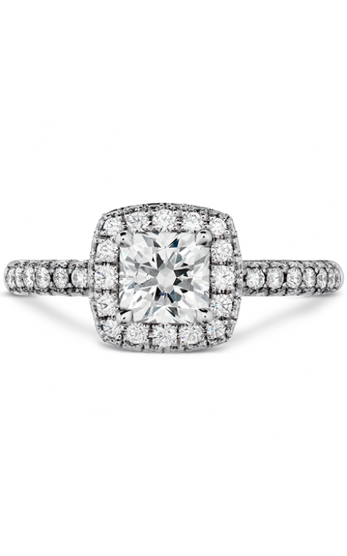 Euphoria Dream Pave Engagement Ring product image