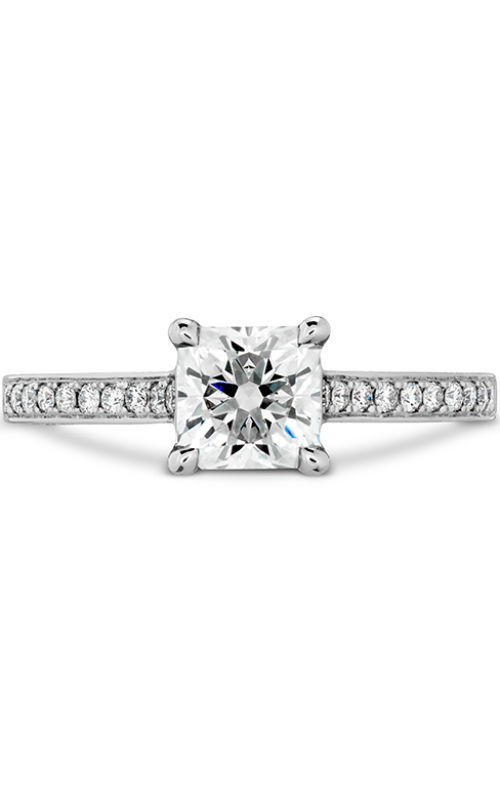 Illustrious Dream Engagment Ring-Diamond Intensive Band product image