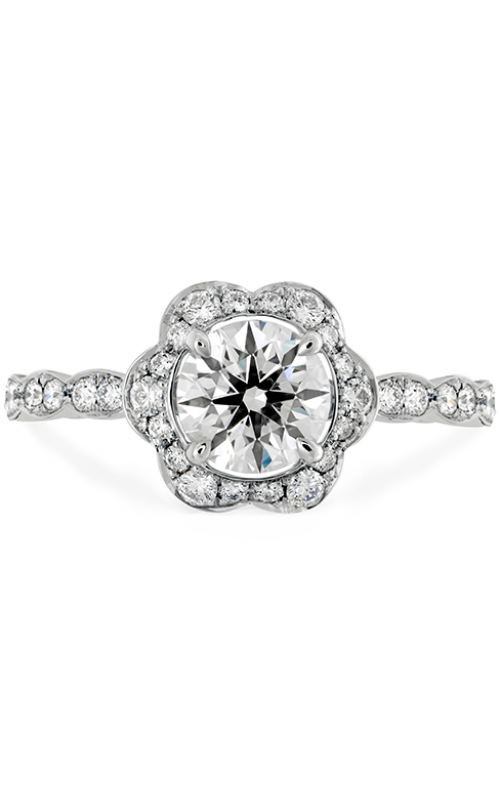 Lorelei Floral Engagement Ring product image