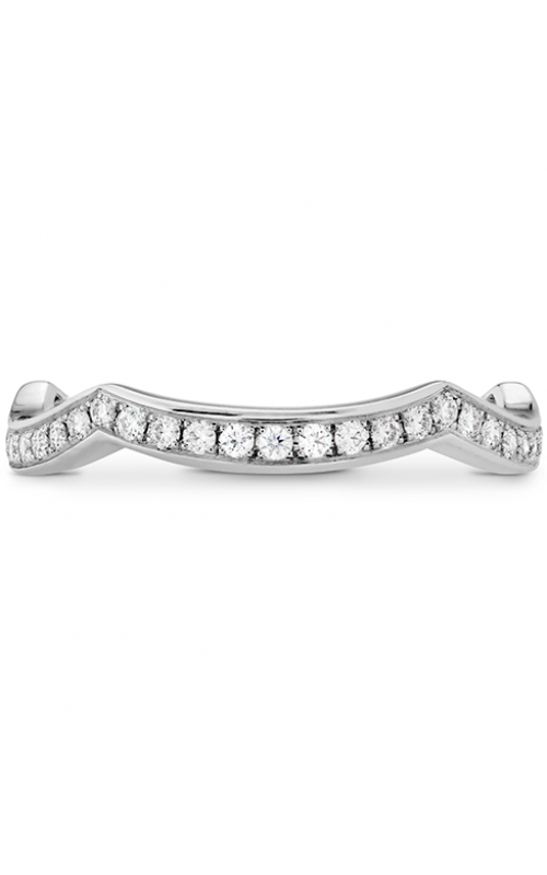 Illustrious Twist Diamond Band product image