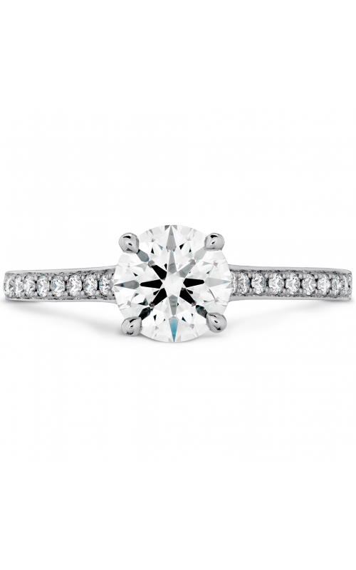 Illustrious Engagement Ring-Diamond Intensive Band product image
