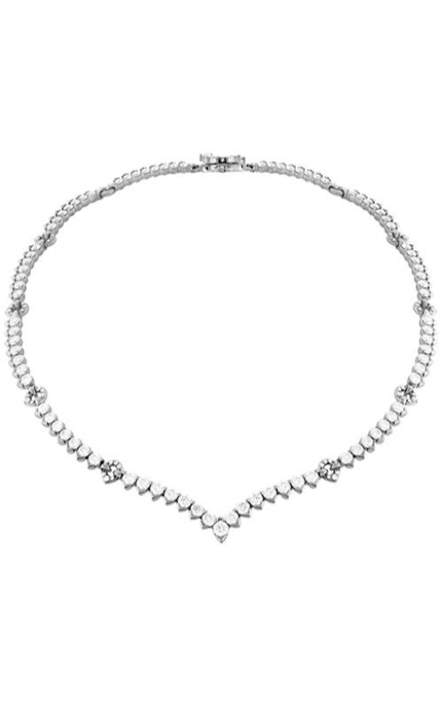 Aerial Victorian Line Necklace product image