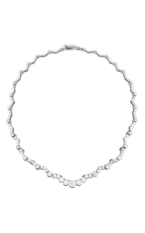 Lorelei Chandelier Diamond Line Necklace product image