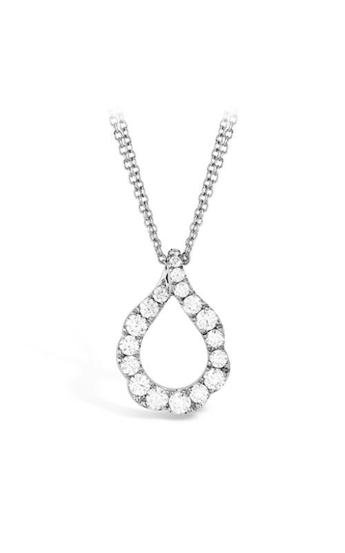 Lorelei Crescent Diamond Pendant product image