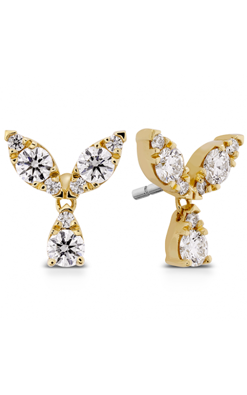 Aerial Petal Stud Earrings product image