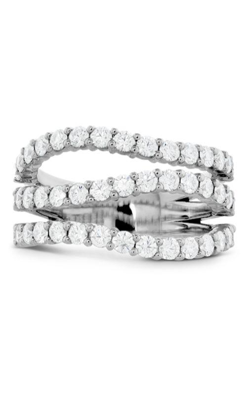 Atlantico Triple Wave Diamond Ring product image