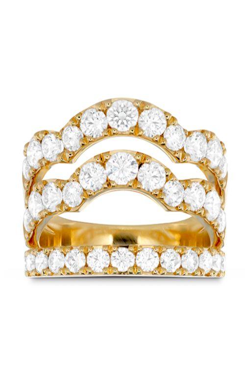 Lorelei Triple Wave Diamond Ring product image
