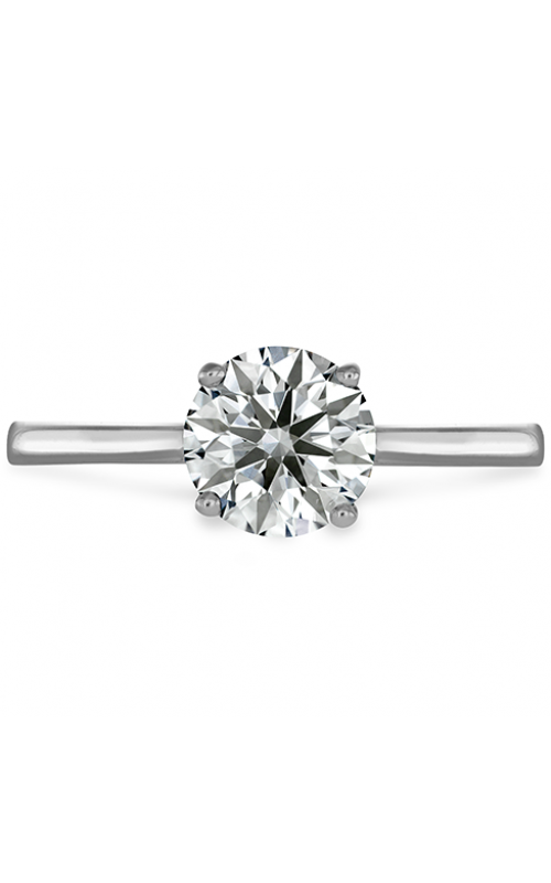 Simply Bridal Beaded Engagement Ring product image