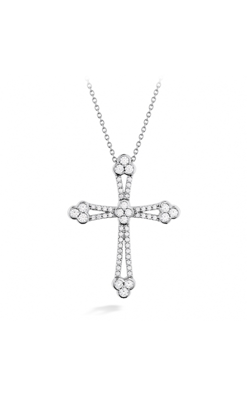 Effervescence Open Cross Pendant product image