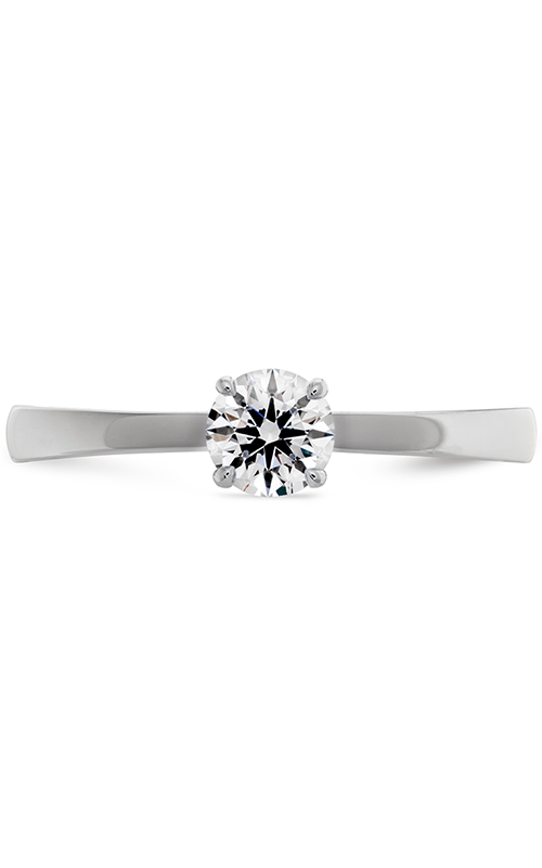 HOF Signature Solitaire Engagement Ring product image