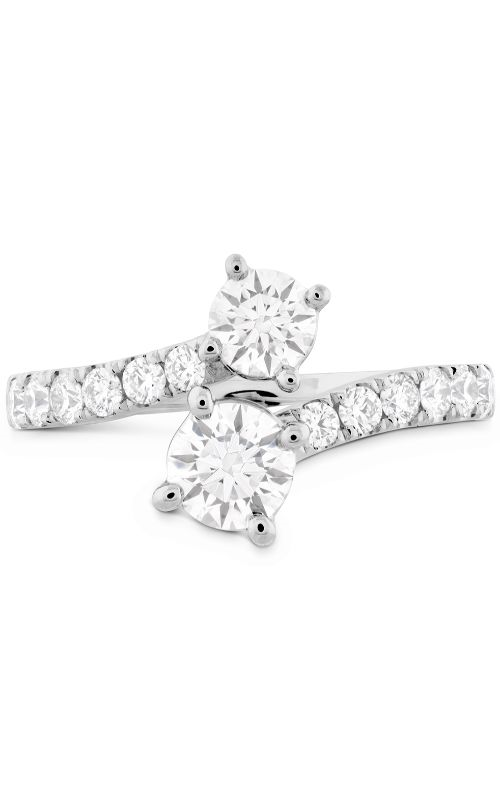 HOF Two Diamond Ring - Diamond Band product image