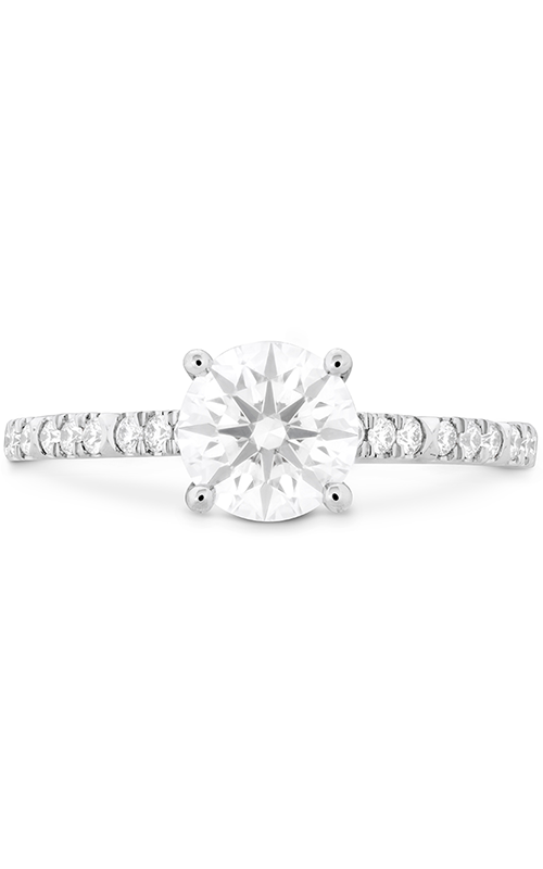 Cali Chic Diamond Engagement Ring product image