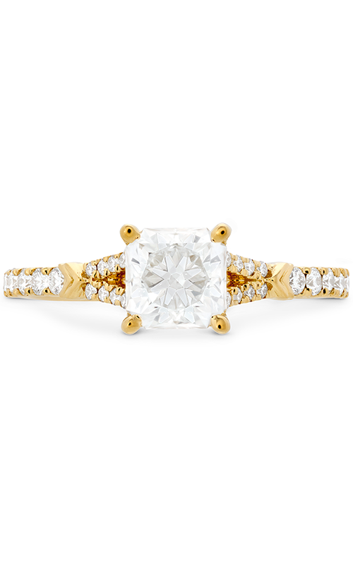 Cali Chic DRM Rope Split Shank Engagement Ring product image