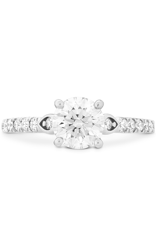 Cali Chic Petal Engagement Ring product image