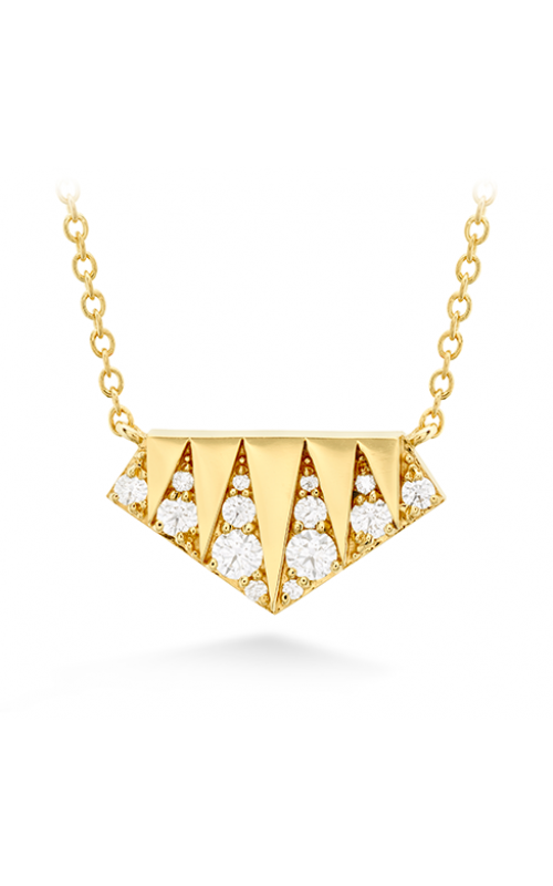 Triplicity Golden Pendant product image