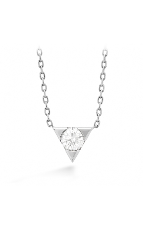 Triplicity Single Diamond Pendant product image