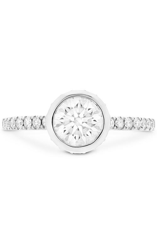 Deco Chic HOF Bezel Engagement Ring product image