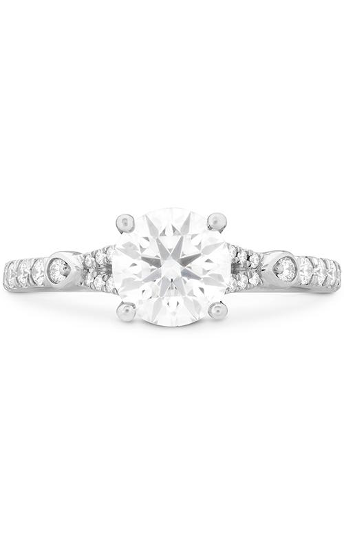 Cali Chic Petal Split Shank Engagement Ring product image