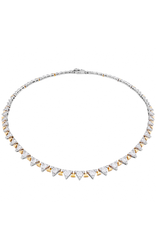 Triplicity Line Necklace product image